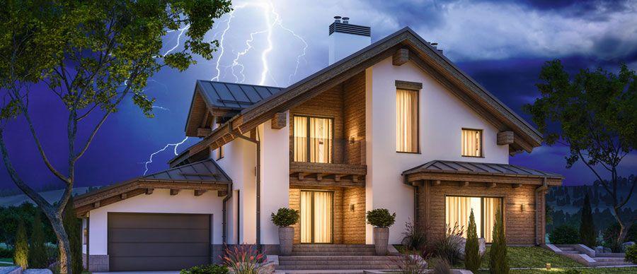 Gut gemocht Blitz- & Überspannungsschutz - Ihr Elektriker aus Coburg MF97
