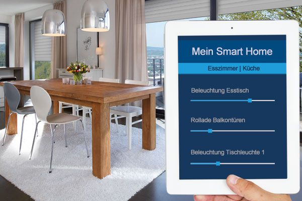 Smart Home: Übersicht - Ihr Elektriker aus Coburg - Elektrobau Coburg